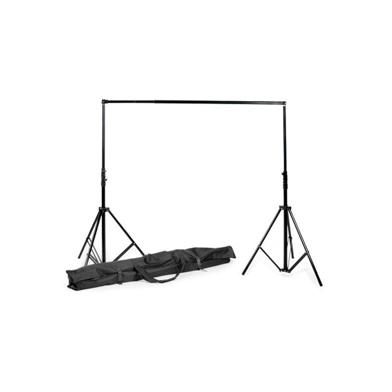 Professional 2*1.6M Background Frame Universal Folding Camera Tripod