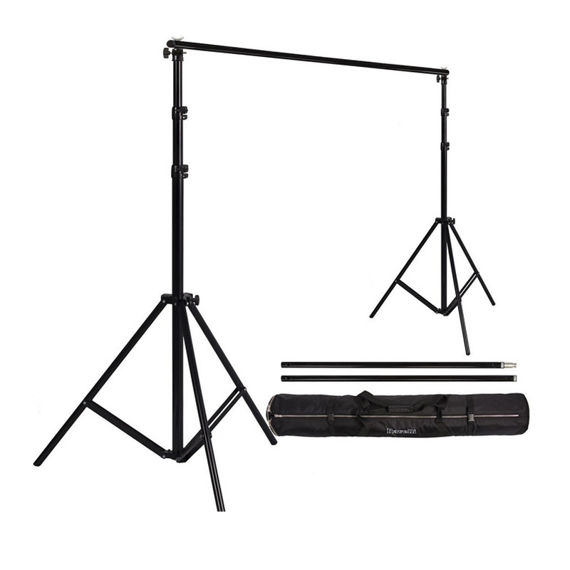 TOP SALE Professional 2.4*3M Background Frame Universal Folding Camera Tripod