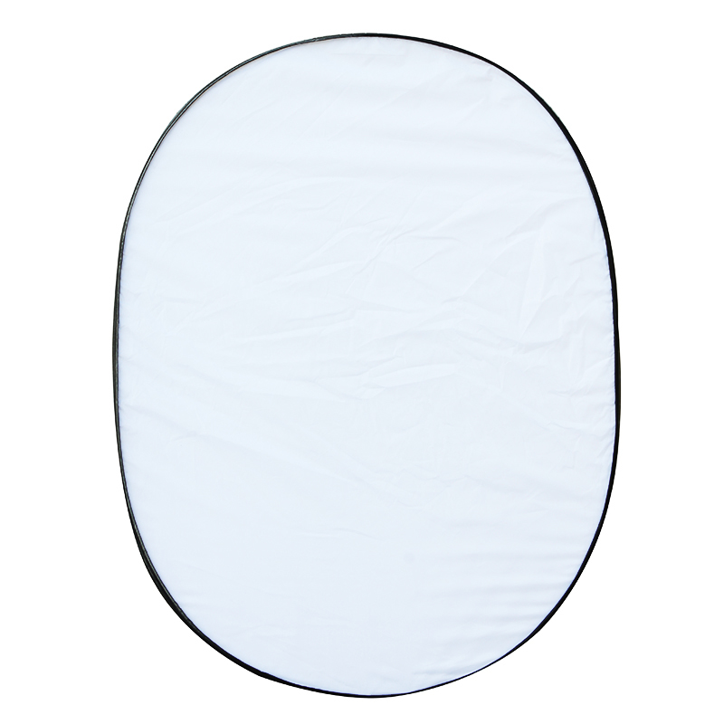Oval 5in1 60*90cm/90*120cm Light Mulit Collapsible Portable Reflector with Carrying Bag