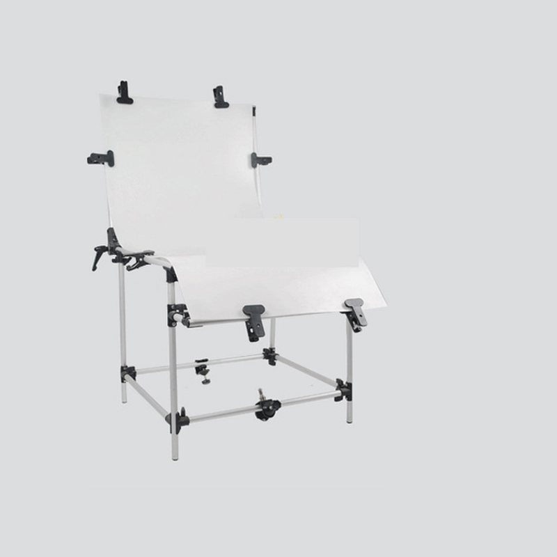 Portable Table Photography Shooting Station 100*200CM Photography Light Set for Still Life