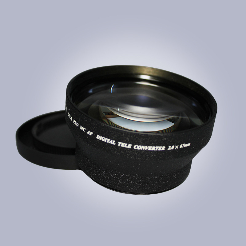Top Quality 2.0X67mm Super Macro Manual Focus Lens for Minolta MA Mount Sony A700 A900 A77 A65 A57 A55 Camera DSLR