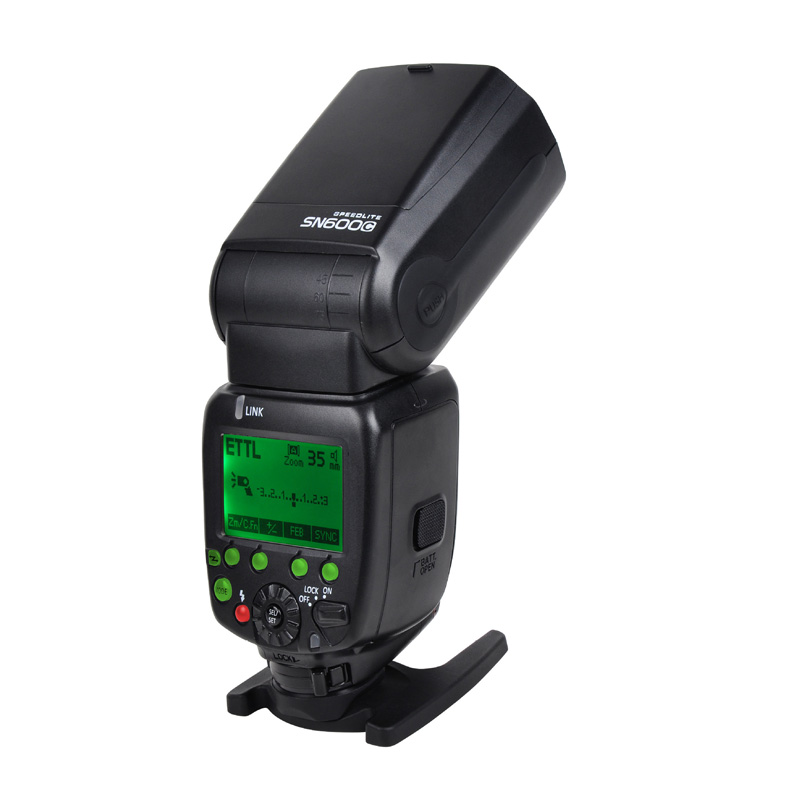 TOP Sale Professional Speedlite TTL Camera Flash with High Speed Sync for Canon and Nikon Digital SLR Camera