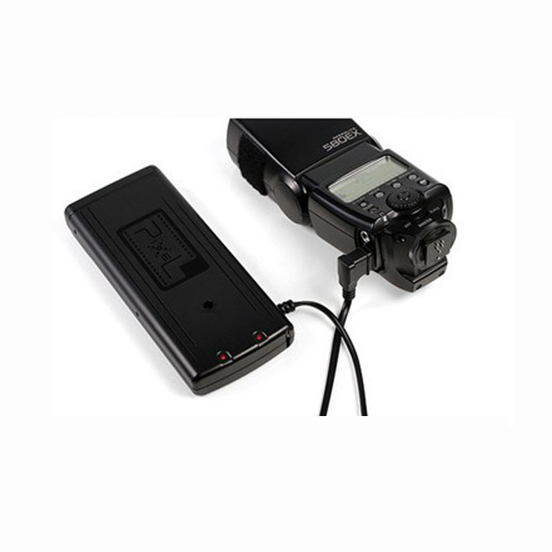 Flash Power Battery Pack for Canon 580EXⅡ EX580 Ex550 MR-14EX MT-24EX TD-381