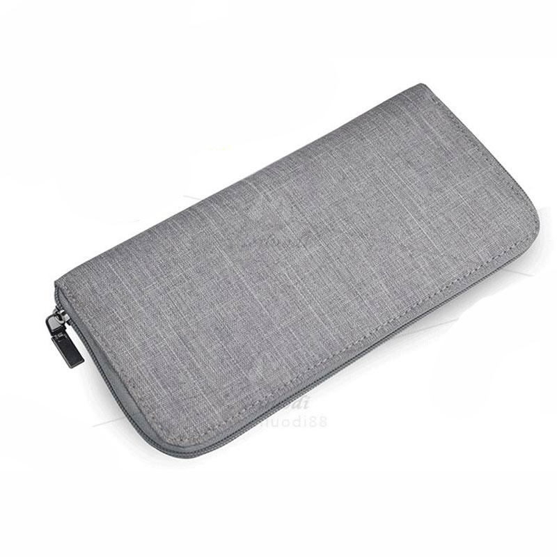 Portable Unisex Passport Credit ID Card Tickets Storage Bag Wallets For Home Travel Organizer