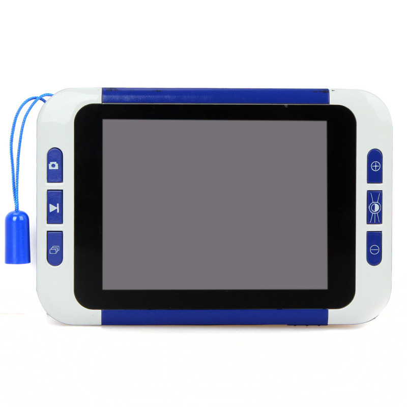 Video Digital Low Vision 2-32x 3.5 Inch Aid Portable Handheld Electronic Typoscope
