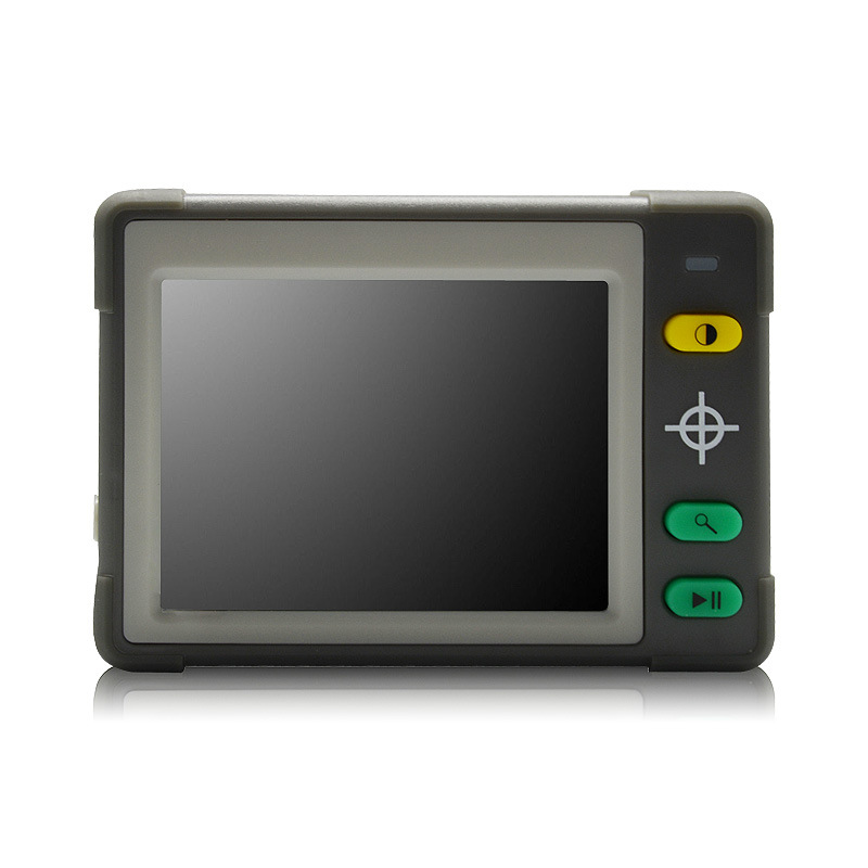 High Definition Low Vision 3.5 Inch 3-15x LCD Aid Portable Electronic Typoscope