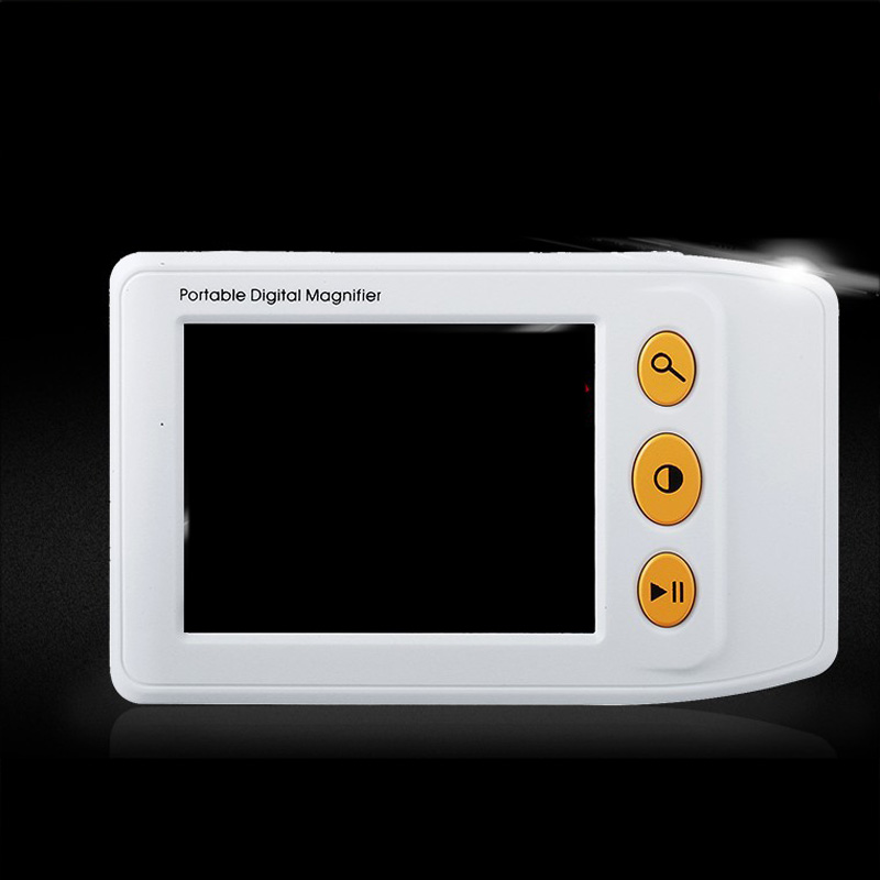 3.5 Inch Low Vision 2-25x LCD Aid Portable High Definition Electronic Typoscope