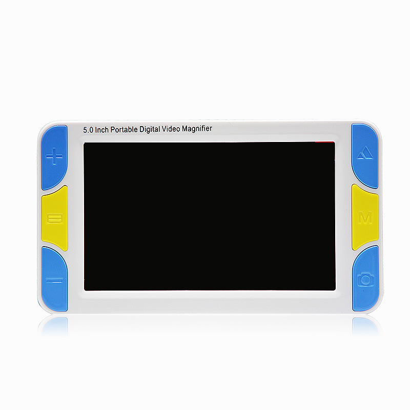 Low Vision 5 Inch LCD High Definition Aid Portable Electronic Typoscope SY005
