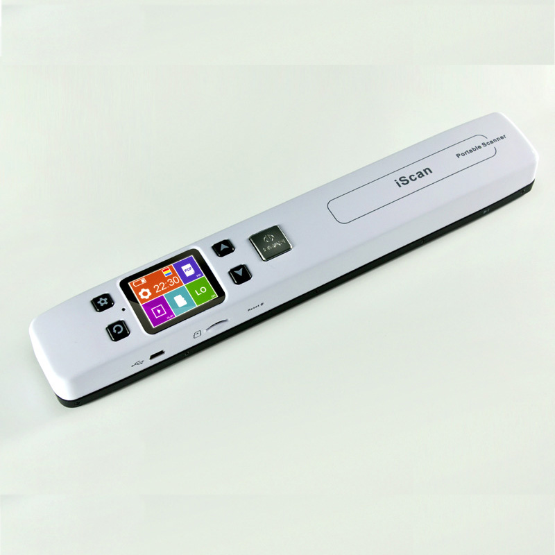 Wireless WIFI Portable Scanner Support JGP/PDF High Speed Document Scanner