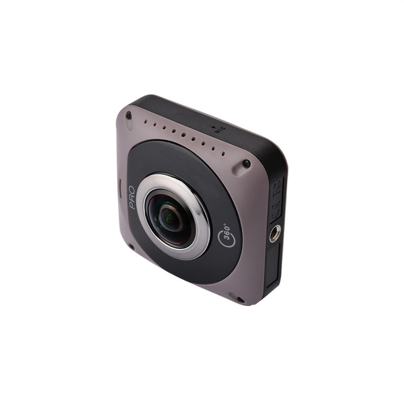 Portable Camcorder 720 Degree Camera Wifi Outdoor Sport Wide-Angle Video Camera