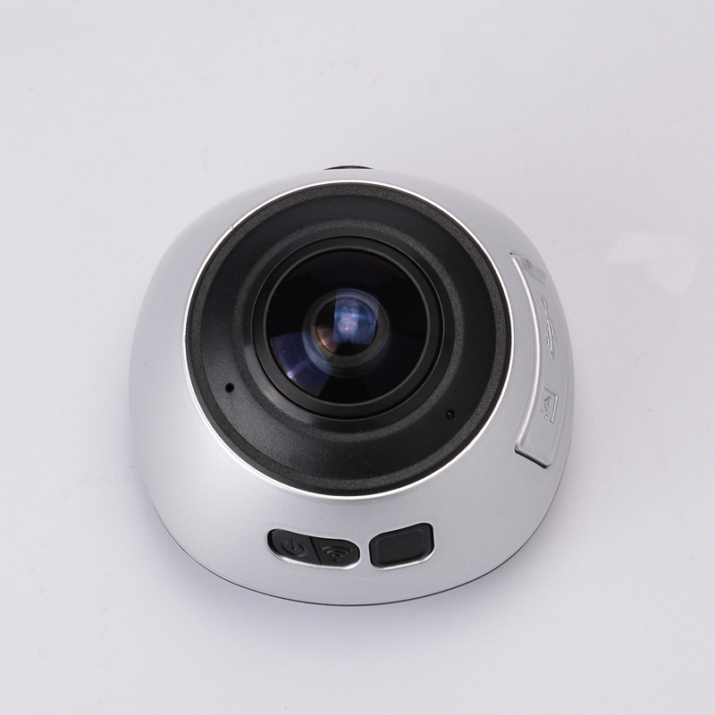Outdoor Sport Wide-Angle 360 Degree Camera Wifi Portable Camcorder Video Camera