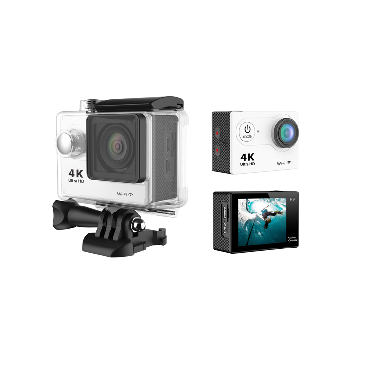 Hot Action Camera H9Wifi Sport Diving 30M Waterproof Sports Camera H9