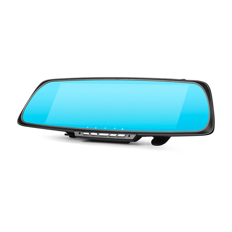 7 inches Night Vision Vehicle Mounted Mirror Car DVRs E519
