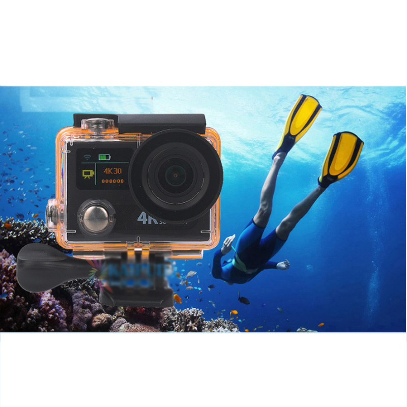 High Definition WiFi Remote Controller Waterproof Sport Camera H8R