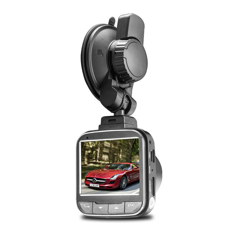 2.0-inch LCD Car DVR with WiFi /G-sensor /AV-out Night Vision G55W