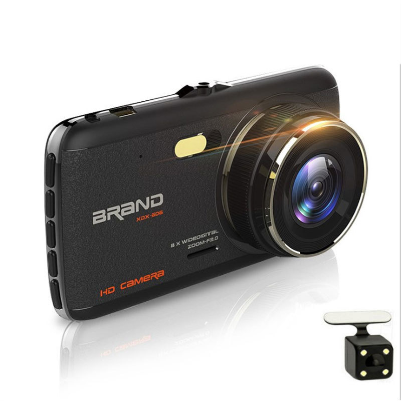 4 inches High Definition Night Vision Car DVR Z402