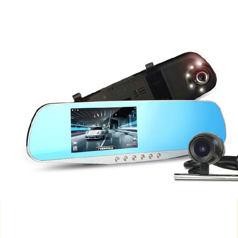 4.3 inches High Definition Night Vision Camera Car DVR L808