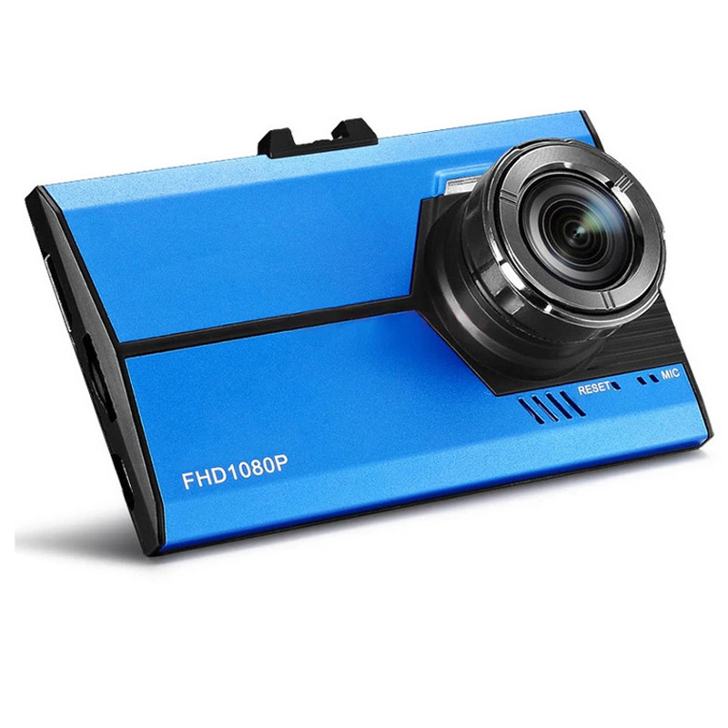 3 inches Night Vision High Definition Wide Angle Car DVR A8