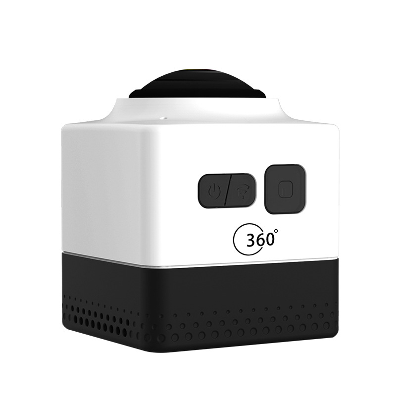 360 Wide Angle Wifi Camera Outdoor Sport Camera CUBE360