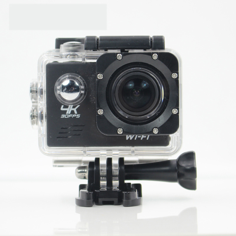 Super Wide Angle 30m Waterproof WiFi Sports Camera F65B