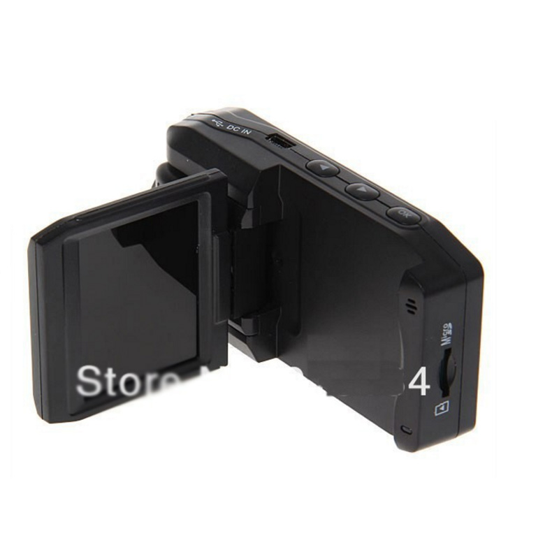 Full HD 1080P Driving Recorder Car DVR Camera P5000