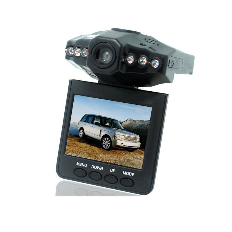 High Definition 2.4 inches Video Recorder Car DVRs Camera H198