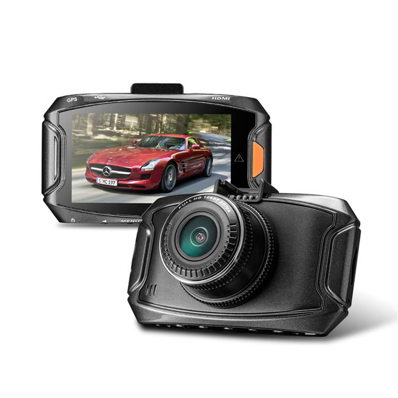 2.7 inches Video Recorder Wide Angle Car DVRs Camera GS90C