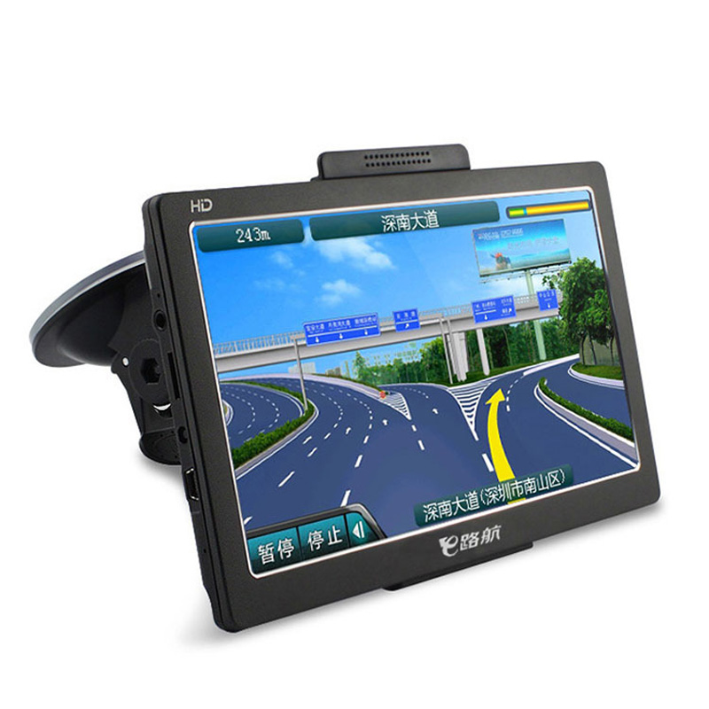 7 inches Car GPS Navigation Truck Navigators Vehicle GPS E800