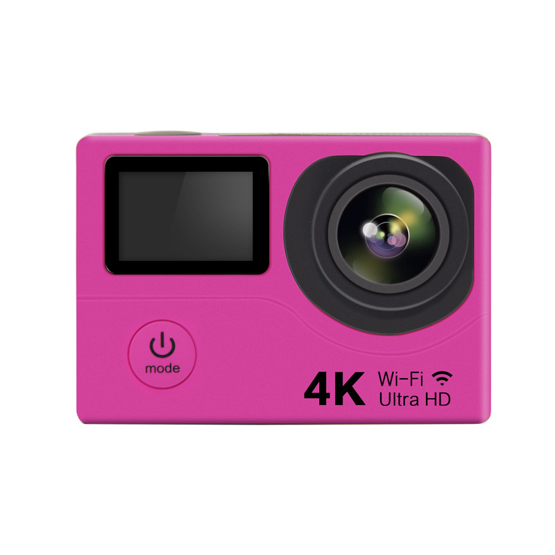 Portable Wide Angle Video Camera Waterproof Sport Camera H3R