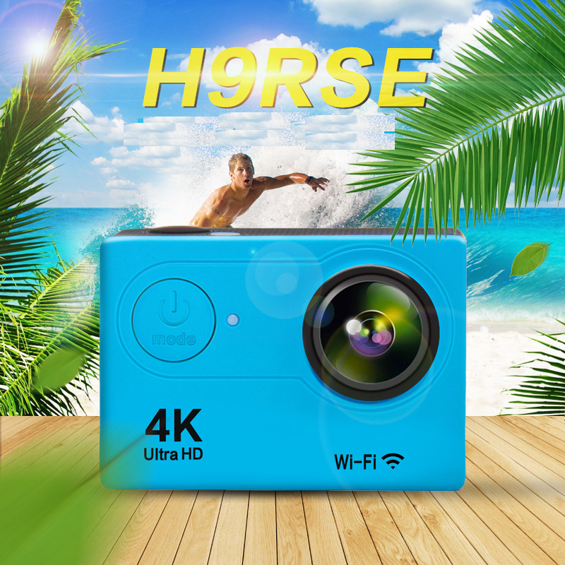 Wide Angle Lens Mini Waterproof Camera Sport Camera H9Rse