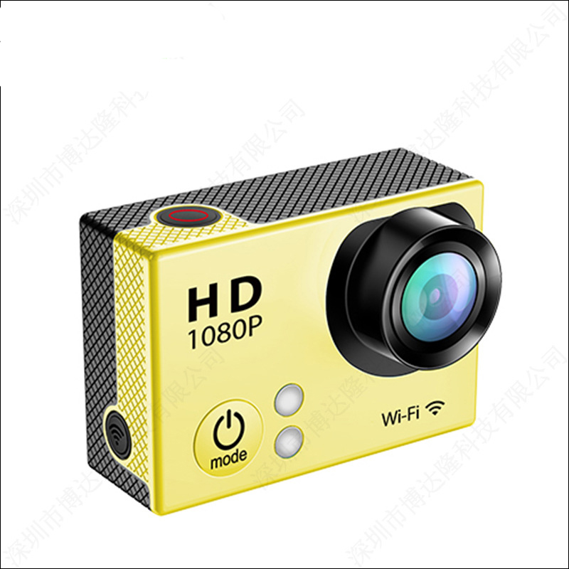 New Arrival HD Wide Angle Lens WIFI Camera Sport Camera G2