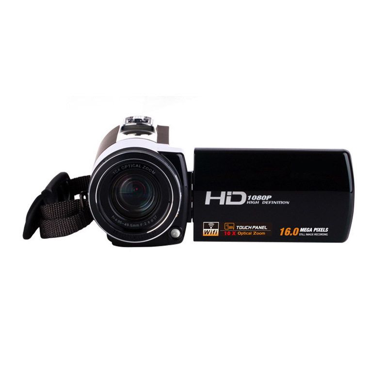 Portable 3.0 Inch 1080P Digital Video Camera Camcorder D35W