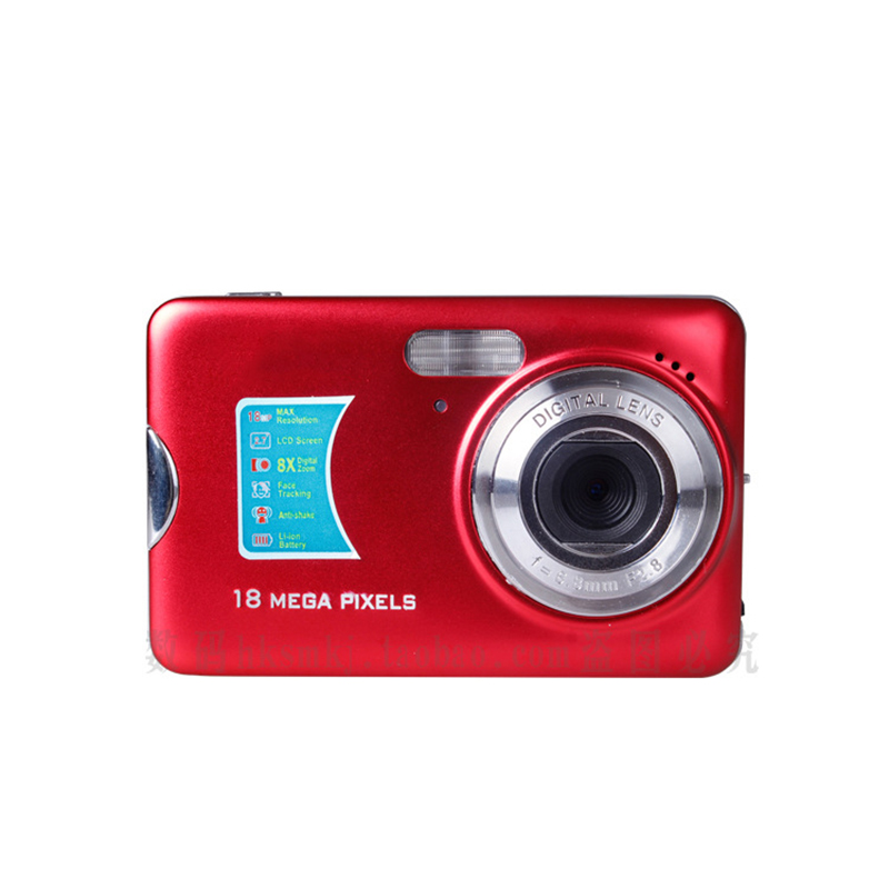 Full HD 18 million Pixels Portable Digital Camera DE