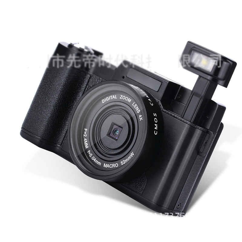 Portable Full HD 18 million Pixels Beauty Digital Camera D1