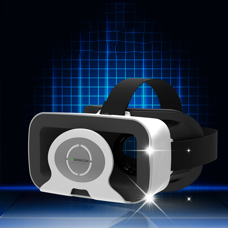 3D Virtual Reality Glass Google Cardboard VR Smart Glasses
