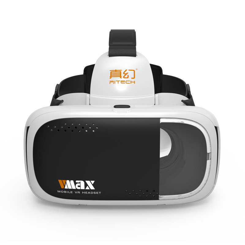 3D Virtual Reality Glass Google Cardboard VR Smart Glasses VMAX