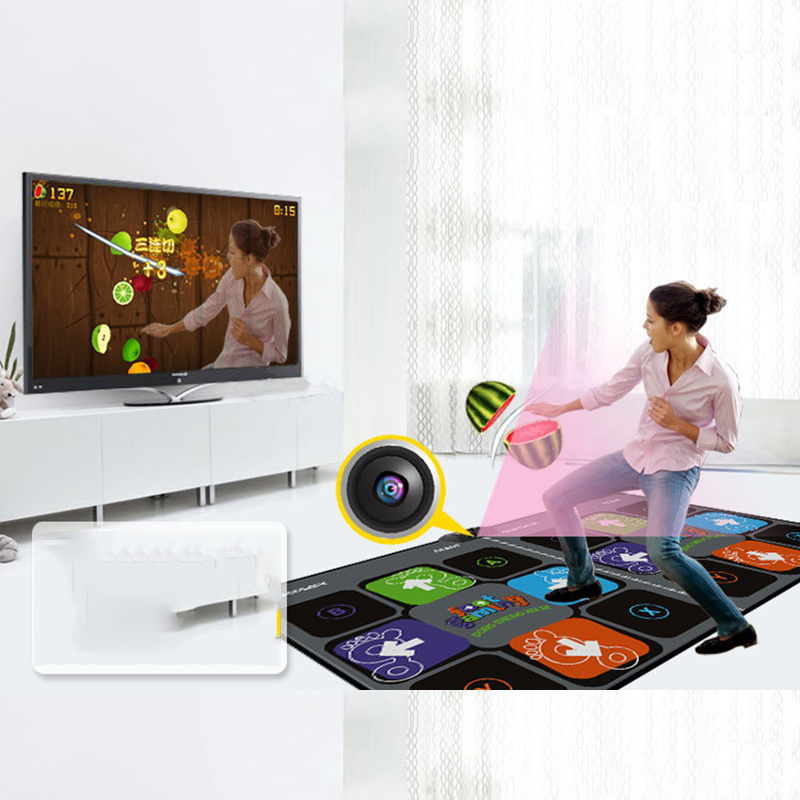 High Definition Household Double Dancing Mat Machine Thickened Dance Pad