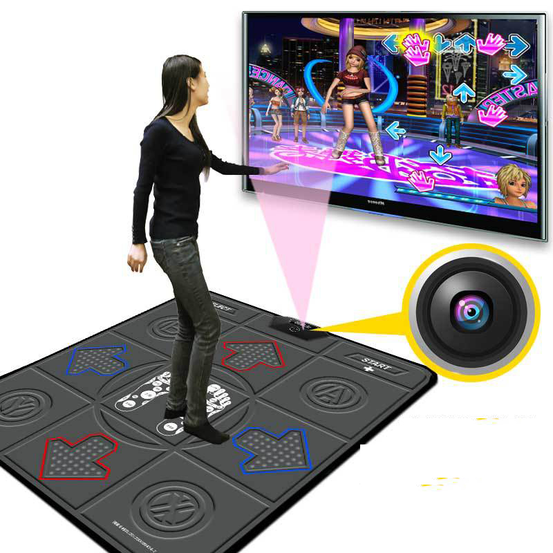 New Arrival Thickened Single Dancing Mat Household Dance Pad