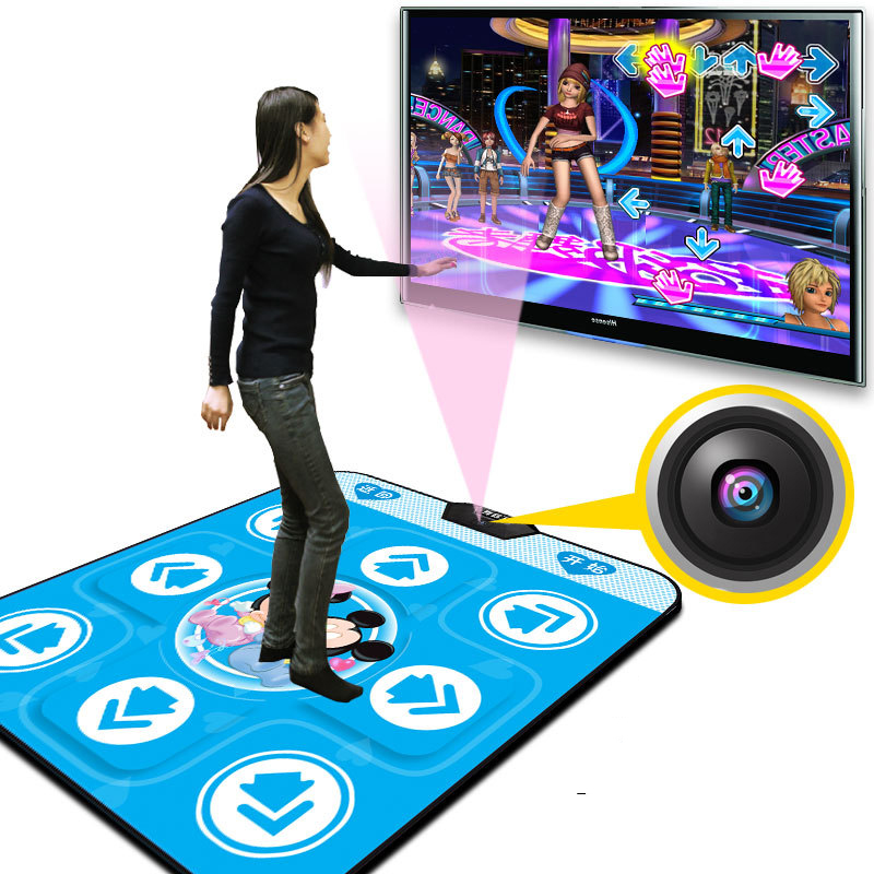 Thickened Single Dancing Mat New Style Household Dance Pad
