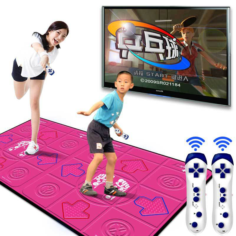 Creative Design Double Thickened Dancing Household Dance Pad