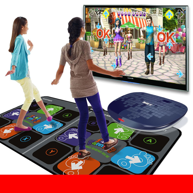 New Arrival Fitness Game Dance Machine Dancing Step Household Dance Pad