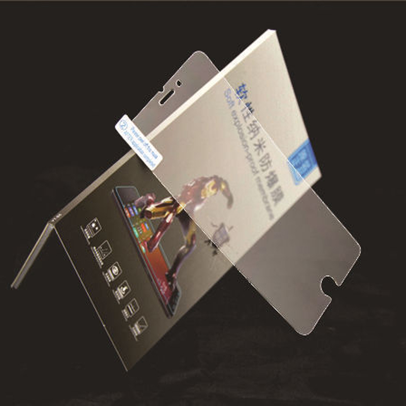 Soft Nano Explosion-Proof Membrane Mobile Phone Film Touch Screen Film Screen Protector For Samsung Note2 Note3 A5 A7