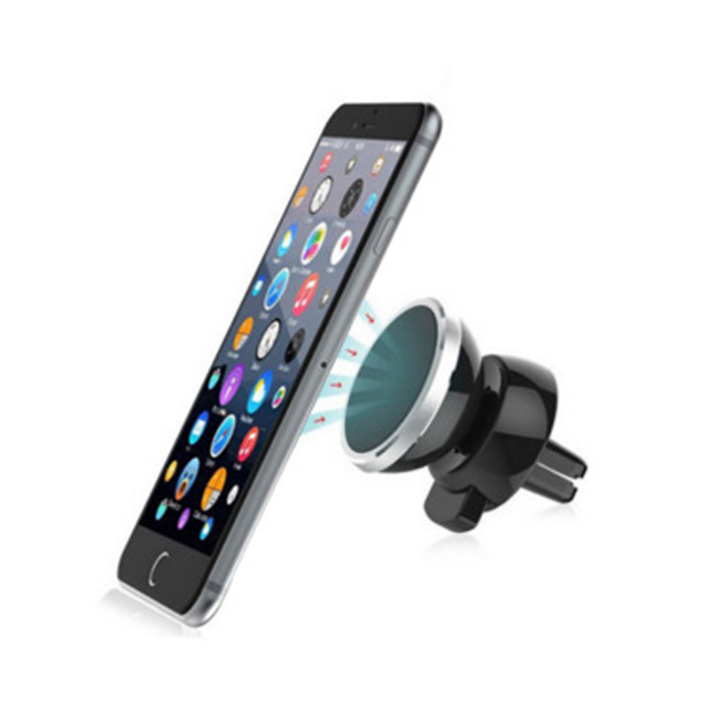 Magnet Car Phone Holder Air Vent Outlet Rotatable Mount 360 Degrees Universal Mobile Phone Stand