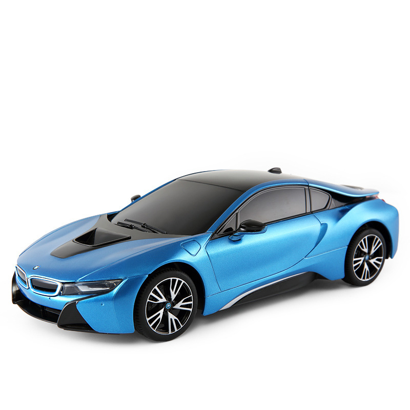Rastar 1:18 BMW I8 New Style Car Toy With Lights Mini Remote Control RC Car