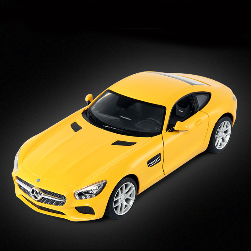 Rastar R/C 1:14 Mercedes AMG GT Intellectua Toys With Opened Door By Manual Drift Vehicle