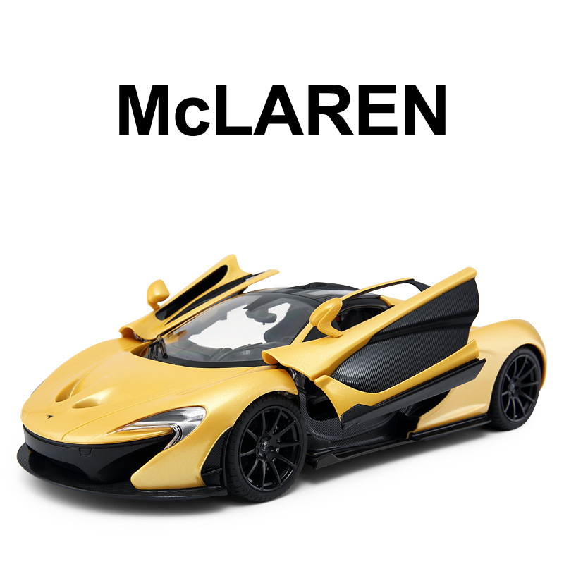 Rastar 1:14 RC Cars Remote Control RC Car Radio Controlled Cars Mclaren P1