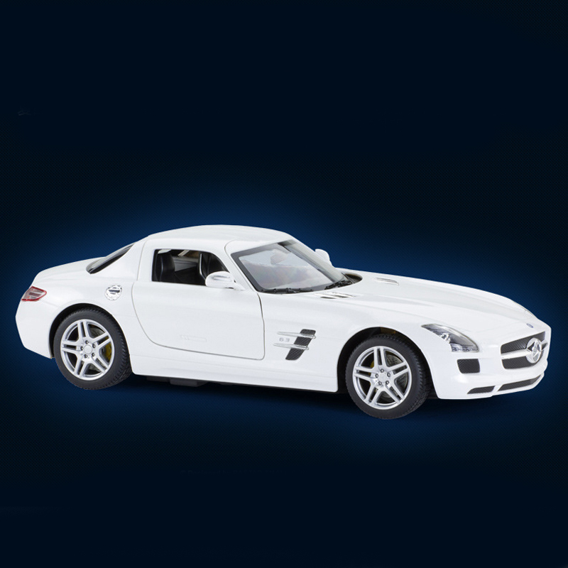 Rastar R/C 47600 1:14 Mercedes-Benz SLS AMG Drive Radio Controlled Remote Control Car With Opened Door