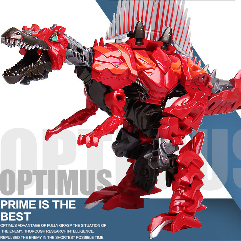Transformation 4 W8010 Machine Dinosaurs Brinquedos Robots Action Figures Toys