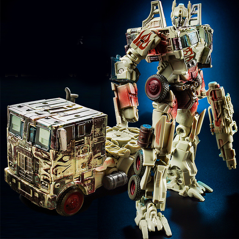 KUBIANBAO 33002 Transformation 4 Optimus Prime Brinquedos Robots Action Figures Toys