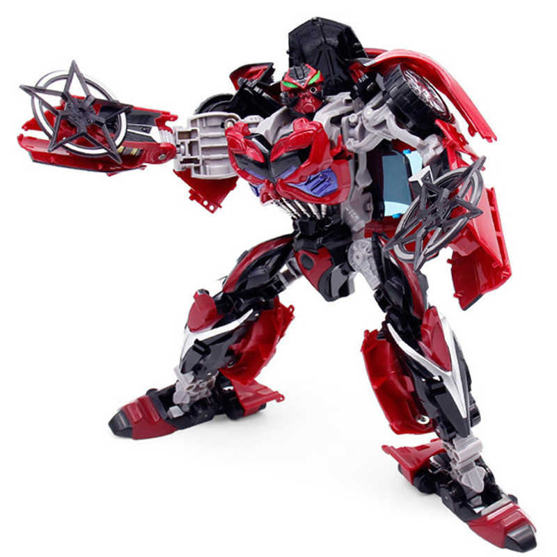 W8009 Two Color Movie Series Alloy Vehicle Transformation Action Figure Toy